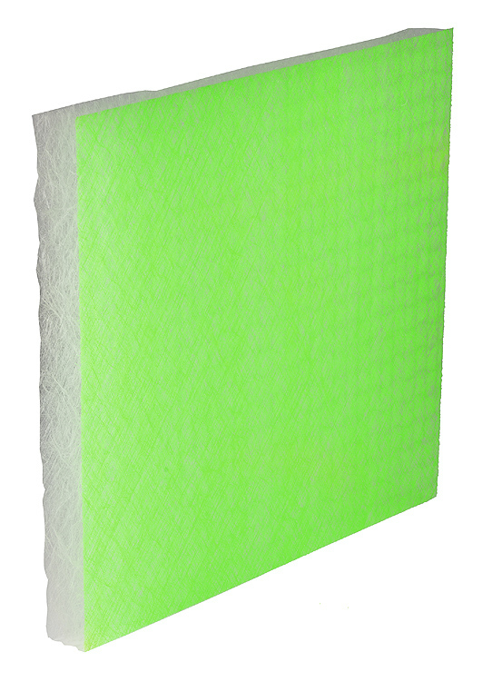 20 x 25 x 2.5 GK-BoothAir Paint Spray Booth Exhaust Filter Pad 15 Gram 50 Pack