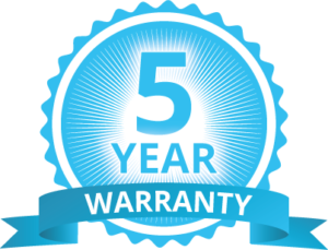 5 Year Paint Booth Warranty